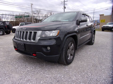 2013 Jeep Grand Cherokee for sale at RAY'S AUTO SALES INC in Jacksboro TN