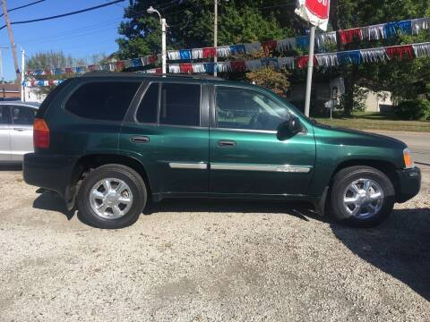 2004 Chevrolet TrailBlazer for sale at Antique Motors in Plymouth IN