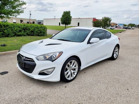 2014 Hyundai Genesis Coupe for sale at DFW Autohaus in Dallas TX