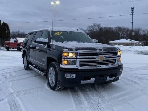 2015 Chevrolet Silverado 1500 for sale at Betten Baker Preowned Center in Twin Lake MI