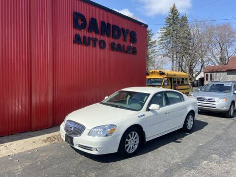 2011 Buick Lucerne for sale at Dandy's Auto Sales in Forest Lake MN