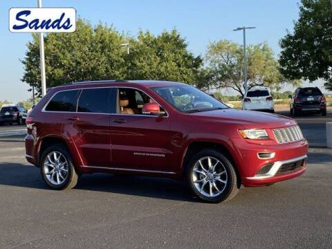 2015 Jeep Grand Cherokee for sale at Sands Chevrolet in Surprise AZ