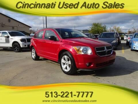 2011 Dodge Caliber for sale at Cincinnati Used Auto Sales in Cincinnati OH