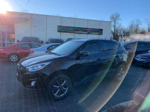 2015 Hyundai Tucson for sale at Boardman Auto Mall in Boardman OH