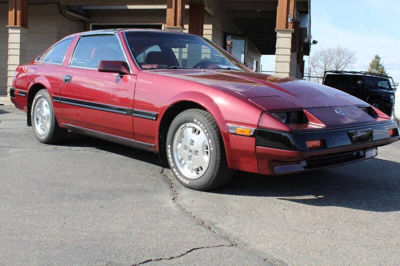 1985 Nissan 300ZX for sale at J.K. Thomas Motor Cars in Spokane Valley WA