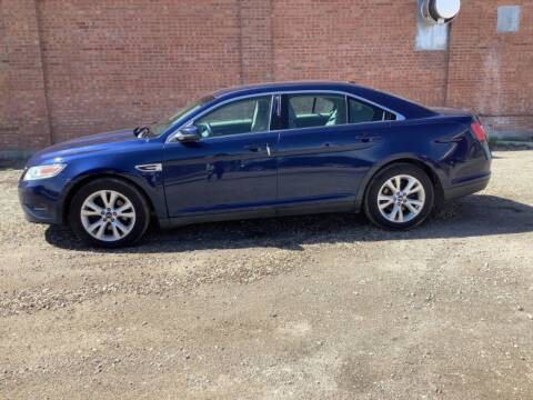 2012 Ford Taurus for sale at Paris Fisher Auto Sales Inc. in Chadron NE