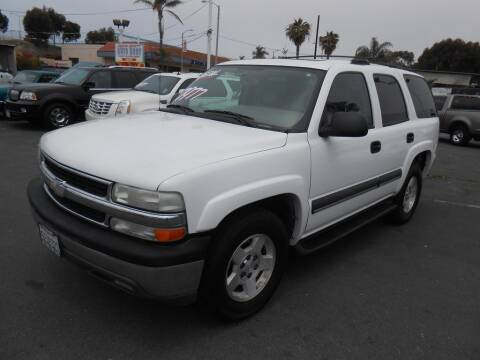2004 Chevrolet Tahoe for sale at ANYTIME 2BUY AUTO LLC in Oceanside CA