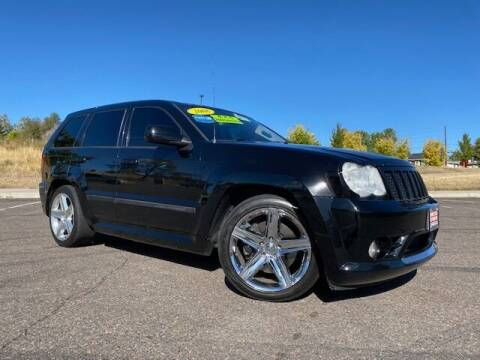 2008 Jeep Grand Cherokee for sale at UNITED Automotive in Denver CO