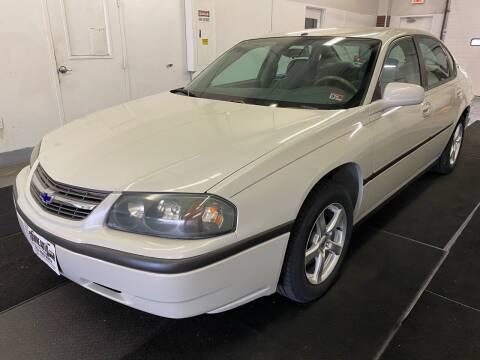 2004 Chevrolet Impala for sale at TOWNE AUTO BROKERS in Virginia Beach VA