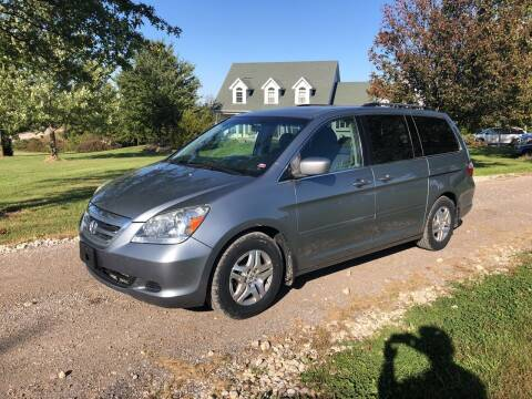 2006 Honda Odyssey for sale at Ken's Auto Sales & Repairs in New Bloomfield MO