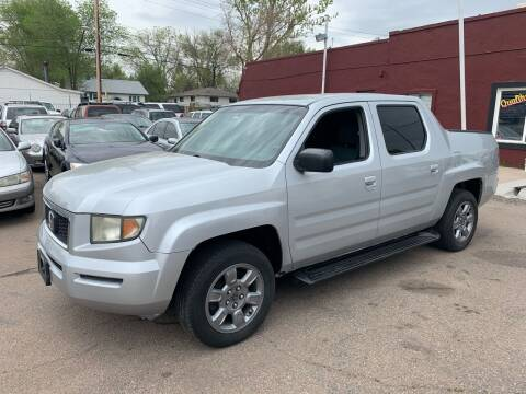 2008 Honda Ridgeline for sale at B Quality Auto Check in Englewood CO