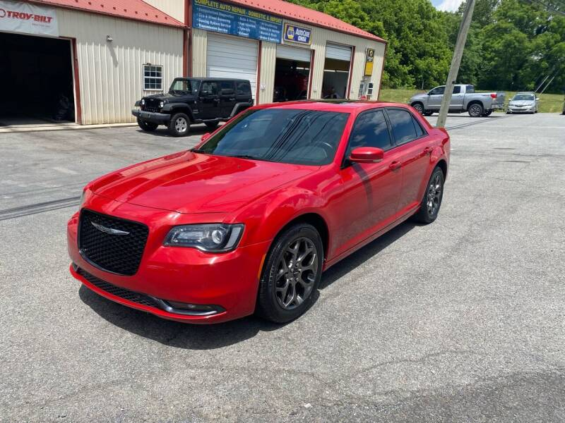 2016 Chrysler 300 for sale at THE AUTOMOTIVE CONNECTION in Atkins VA