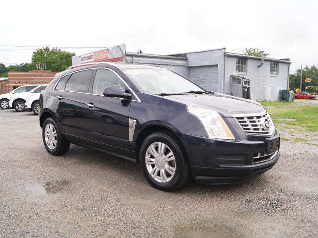 2014 Cadillac SRX for sale at Auto Mart in Kannapolis NC