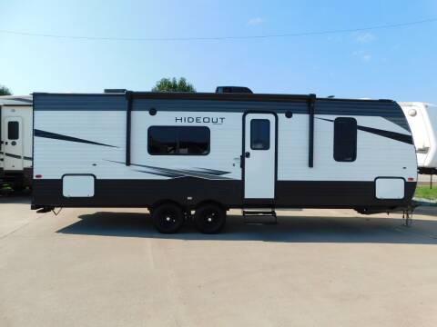 2020 Keystone Hideout 262LHS for sale at Motorsports Unlimited in McAlester OK