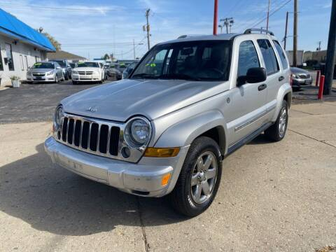 2006 Jeep Liberty for sale at Nationwide Auto Group in Melrose Park IL