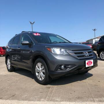 2014 Honda CR-V for sale at UNITED AUTO INC in South Sioux City NE