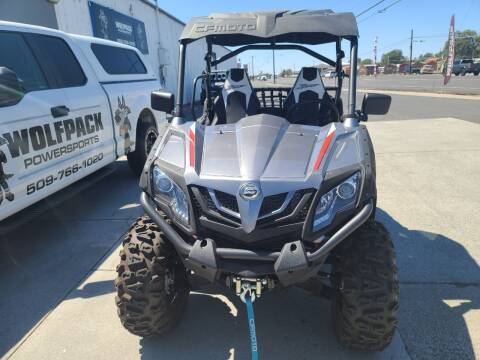 2021 Cfmoto Zforcce 500 for sale at WolfPack PowerSports in Moses Lake WA