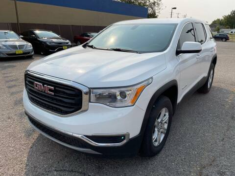 2018 GMC Acadia for sale at M.A.S.S. Motors - MASS MOTORS in Boise ID