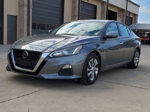 2019 Nissan Altima for sale at Best Auto Sales LLC in Auburn AL