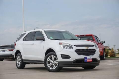 2016 Chevrolet Equinox for sale at Douglass Automotive Group - Douglas Subaru in Waco TX