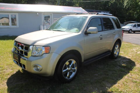 2012 Ford Escape for sale at Manny's Auto Sales in Winslow NJ