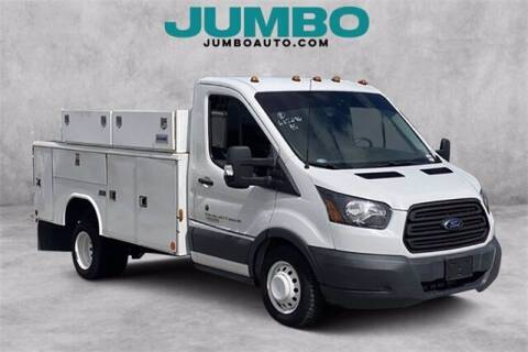 2016 Ford Transit Chassis Cab for sale at Jumbo Auto & Truck Plaza in Hollywood FL