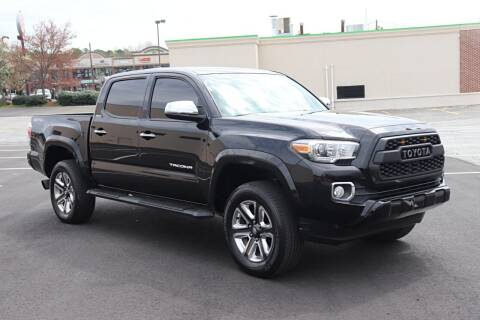 2016 Toyota Tacoma for sale at Auto Guia in Chamblee GA