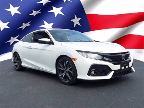 2017 Honda Civic for sale at Gentilini Motors in Woodbine NJ