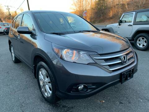 2013 Honda CR-V for sale at D & M Discount Auto Sales in Stafford VA