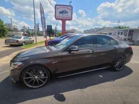 2015 Mercedes-Benz C-Class for sale at Ford's Auto Sales in Kingsport TN