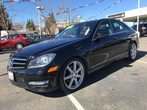 2014 Mercedes-Benz C-Class for sale at Autos Wholesale in Hayward CA