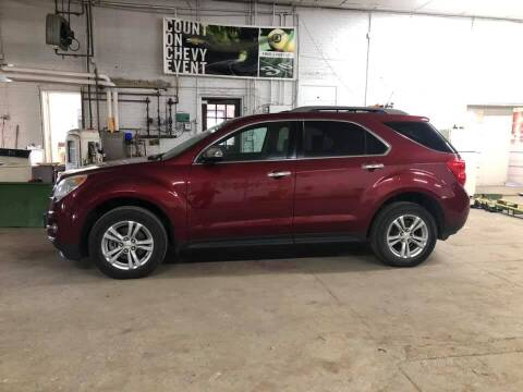 2010 Chevrolet Equinox for sale at Car Corral in Tyler MN