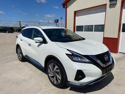 2020 Nissan Murano for sale at SCOTT LEMAN AUTOS in Goodfield IL