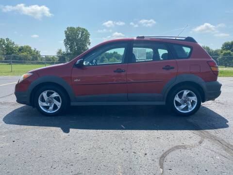 2008 Pontiac Vibe for sale at Caruzin Motors in Flint MI