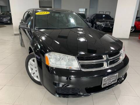 2013 Dodge Avenger for sale at Auto Mall of Springfield in Springfield IL