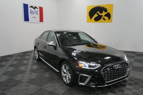2021 Audi S4 for sale at Carousel Auto Group in Iowa City IA