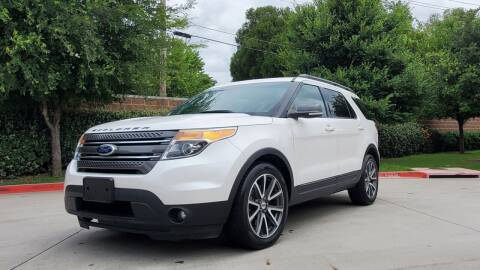 2015 Ford Explorer for sale at International Auto Sales in Garland TX