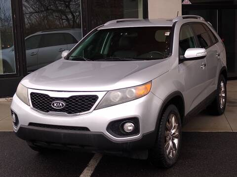 2011 Kia Sorento for sale at MAGIC AUTO SALES in Little Ferry NJ
