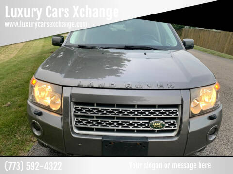2010 Land Rover LR2 for sale at Luxury Cars Xchange in Lockport IL