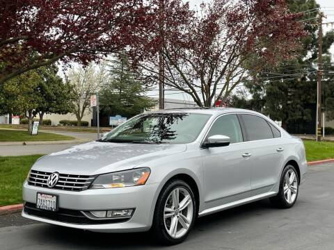 2013 Volkswagen Passat for sale at AutoAffari LLC in Sacramento CA