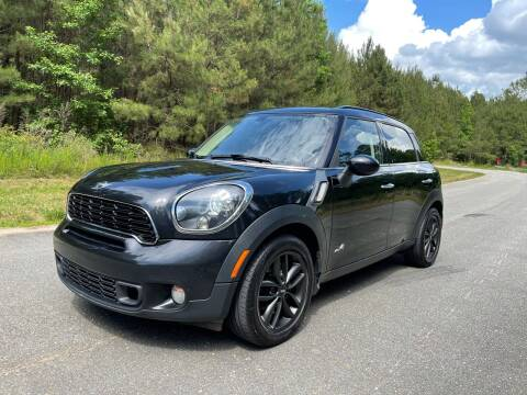 2014 MINI Countryman for sale at Carrera AutoHaus Inc in Clayton NC