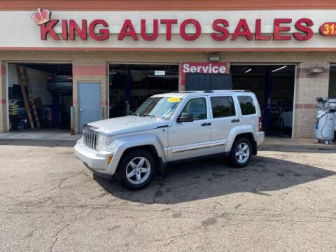 2009 Jeep Liberty for sale at KING AUTO SALES  II in Detroit MI
