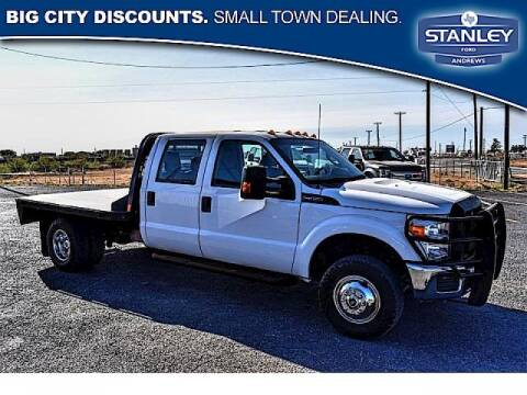 2016 Ford F-350 Super Duty for sale at STANLEY FORD ANDREWS in Andrews TX