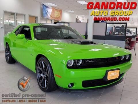 2017 Dodge Challenger for sale at Gandrud Dodge in Green Bay WI