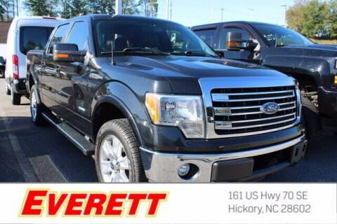 2013 Ford F-150 for sale at Everett Chevrolet Buick GMC in Hickory NC