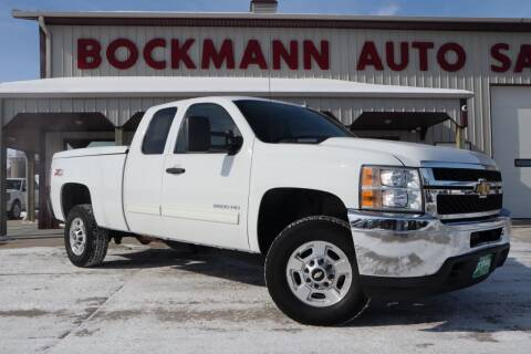 2013 Chevrolet Silverado 2500HD for sale at Bockmann Auto Sales in St. Paul NE