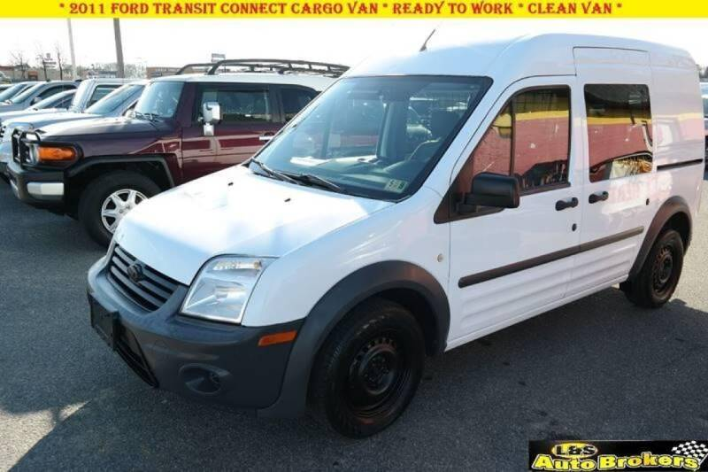 2011 Ford Transit Connect for sale at L & S AUTO BROKERS in Fredericksburg VA