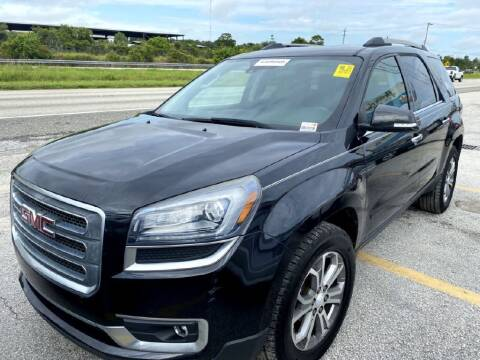 2014 GMC Acadia for sale at ROCKLEDGE in Rockledge FL