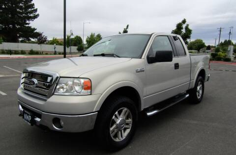 2006 Ford F-150 for sale at Northwest Premier Auto Sales Kennewick in Kennewick WA