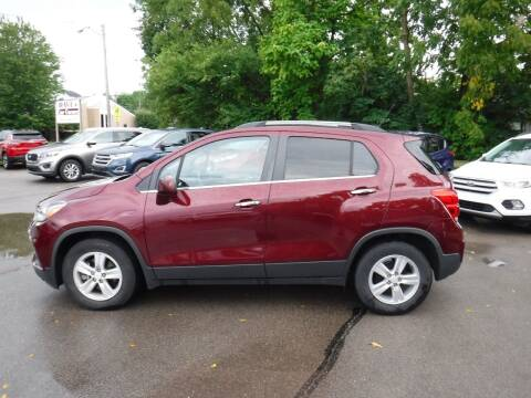 2017 Chevrolet Trax for sale at Dave's Car Corner in Hartford City IN